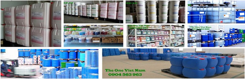 Industrial Laundry Chemicals Imported from Korea